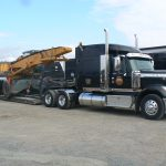 MD Transport Over Dimensional Heavy Haul Transportation New Liskeard Ontario Canada