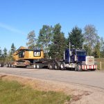 MD Transport RGN Heavy Haul Transportation Ontario Canada