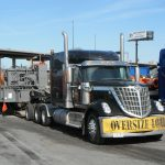 MD Transport Float Heavy haul Transportation Ontario Canada